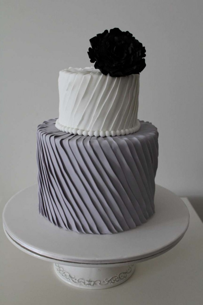 2T pleated cake-P25
